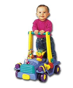 Push Along Pals Walker Perfect for toddlers