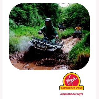 If you thrive on challenges  mud  jumps and speed then this experience was made for you. The real