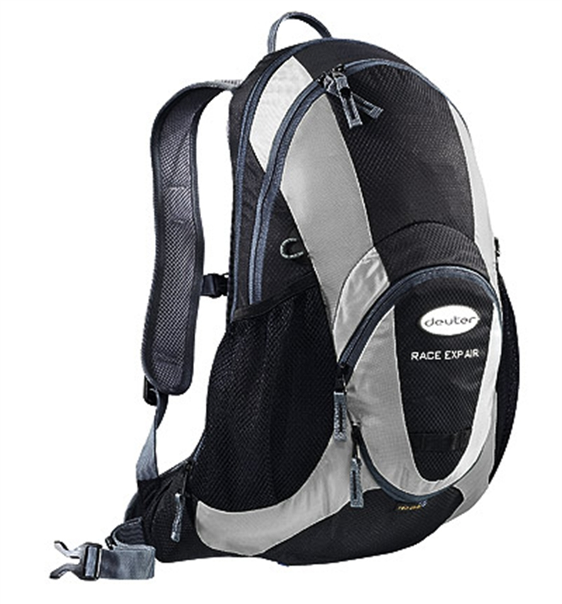 Racy little backpack for fast, lightweight tours. Should the load get bigger, it now comes with a