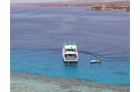 Enjoy a leisurely boat cruise to Ras Mohamed National Park to swim and snorkel in the crystal clear blue waters of the Red Sea. The fish are plentiful and the snorkelling is some of the best in the world.