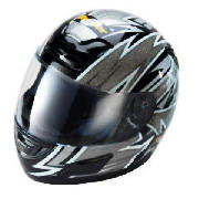 The RBDBI Roxter motorcycle helmet is lightweight and features a 6 point ventilation system. This me