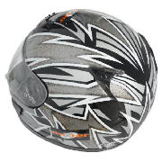 The RBDBI Roxter motorcycle helmet is lightweight and features a 6 point ventilation system. This ex