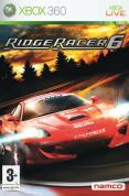 Developed for the Xbox 360 `Ridge Racer 6` takes advantage of the system`s power to deliver the most
