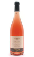A modern, dryinsh rosé from a forward thinking cave in the Loire. Summer in a bottle!