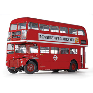 Unbranded Routemaster GLC Years