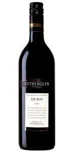 This unusual grape variety was created in the Rhône by Dr Durif. Vibrant briar fruit and some