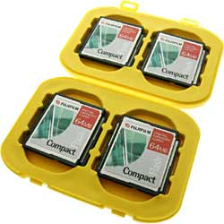 Safe Case \Pro\ for CompactFlash Cards ~ BRAND NEW !