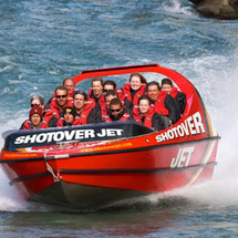 Experience the thrill of your life with a fast and furious jet boat ride! Really get your adrenaline
