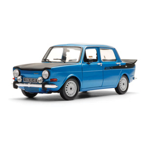 Unbranded Simca 1000 Rallye 2 1976 - Blue 1:18