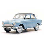 Unbranded Simca P60 Montlhery Blue/Blue Pervenche 1961