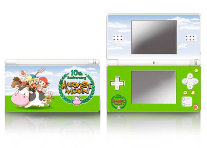 Personalise your games consoles (DSi DS Lite Wii PSP) with these high quality skins. We have exciting designs to choose from. Skins4things skins just stick on and when youre ready for a change they just peel off leaving ... (Barcode EAN=5055289301343