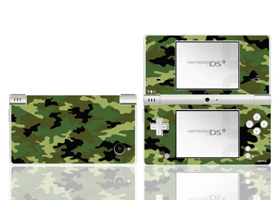 Personalise your games consoles (DSi DS Lite Wii PSP) with these high quality skins. We have exciting designs to choose from. Skins4things skins just stick on and when youre ready for a change they just peel off leaving ... (Barcode EAN=5055289301107