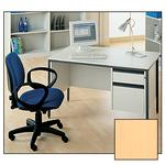 BUDGET DESK RANGE - BEECH - Best selling, best value
