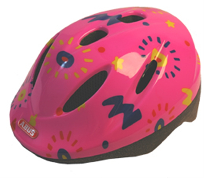 BRIGHT AND BOLD WITH A BUILT IN VISOR, NECK PROTECTION, BUG CATCHING MESH AND BIG AIR VENTS. THE
