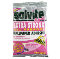 Solvite Extra Strong All Purpose Wallpaper Adhesiv
