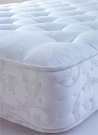Bedstead Supreme 1000 Mattress The Bedstead Pocket Supreme range of side stitched mattresses has