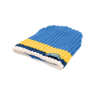This Subaru World Rally Team 2008 team beanie is sure to keep you warm at the rally with a double la