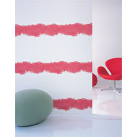 A striking wallpaper inspired by Abstract Expressi