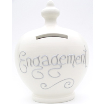 Extremely rare, novelty gift for your favourite engaged or just married couple! These innovative ter