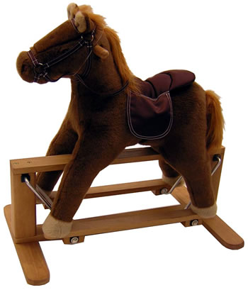 The Texas Rocking Horse is a delightful  little ro