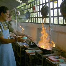 What better way to learn the secrets of Thai cooking than an authentic Thai Cooking Class in Bangkok