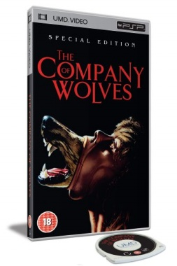 The Company Of Wolves Special Edition UMD Movie PSP