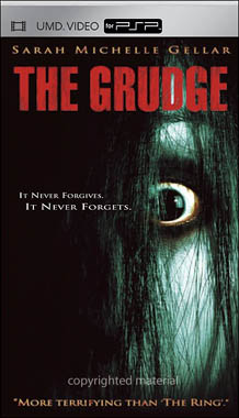 The Grudge UMD Movie PSP
