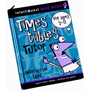 Quizmo tables - A brilliant new range of quiz books with a unique interactive twist! Books must be