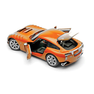 Unbranded TVR Sagaris 2004 - Orange 1:18