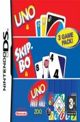 We have managed to pack UNO Skip-Bo and UNO Free Fall all onto one amazing game.