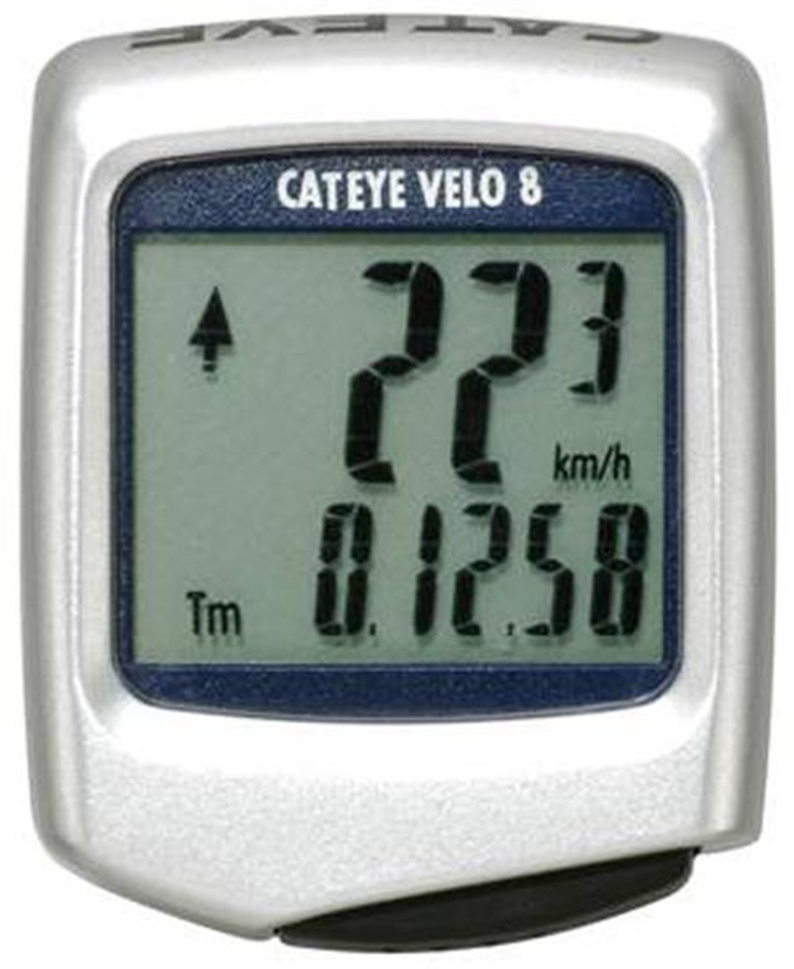 THE VELO-8 IS IDEAL FOR THE RECREATIONAL RIDER LOOKING TO IMPROVE THEIR FITNESS. WITH EIGHT OF THE