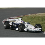Manufactured exclusively by Minichamps this 1/43 scale replica of Jacques Villeneuve`s 2006