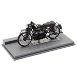 IXO has released a 1/24 scale replica of the Vincent HRD Black Shadow from 1954.