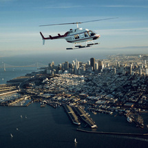 The ultimate San Francisco sightseeing trip, witness stunning views of the city skyline, San Francis