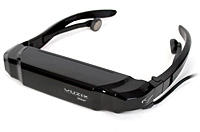 We've seen some amazing eyewear in our time but Vuzix take the cake because they allow you to vi