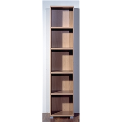 Vision Range Bookcase TallBookcases and cupboards available in 2 heights and 2 widths 1900mm high