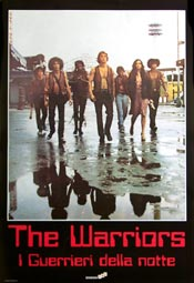 Warriors- The Poster