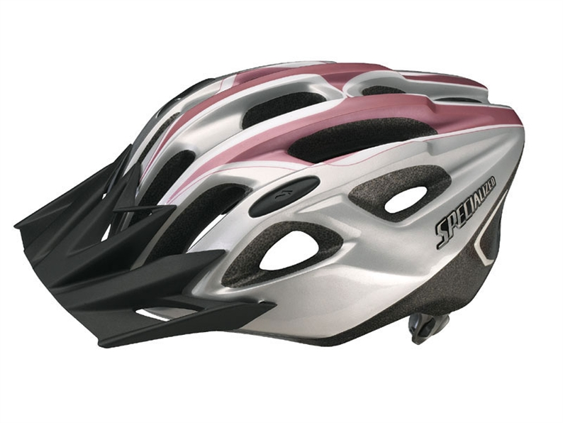 The Air Force-W is designed for women, with all the protection required by serious cyclists. As