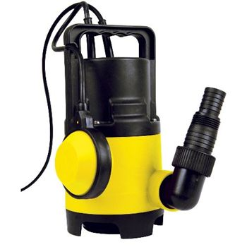 This is a Brand New item that is a customer return. Packaging may not be perfect and has been opened to check the contents.Free Fast Delivery (up to 2 business days) Water pump for ponds, pools and flooded areas Removes up to 8000 litres of water an