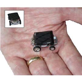 Unbranded Worlds Smallest Solar Racing Car