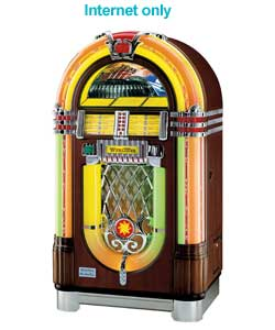 Unbranded Wurlitzer One-More-Time CD Jukebox