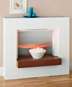 Unbranded Xanthe Electric Fire Suite