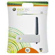 Designed for versatility and ease, the wireless network adaptor enhances your Xbox 360 experience in