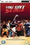 You Got Served UMD Movie PSP