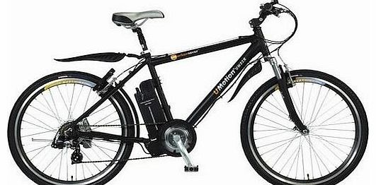 UM33X UMotion - Mountain Bike Style Electric Bike - Power Assisted
