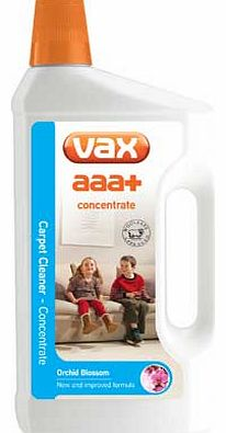 AAA+ Carpet Cleaning Solution - Pack of 2