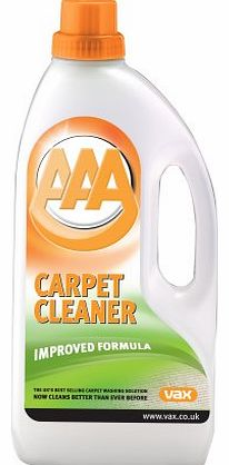 AAA Standard Carpet Cleaning Solution 1.5L