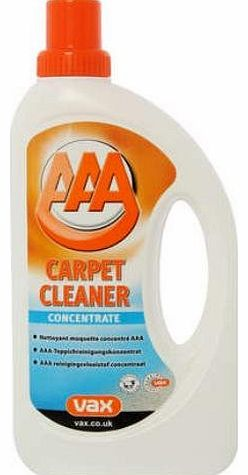 AAA128508 Standard Concentrate Carpet Cleaning Solution, 750 ml