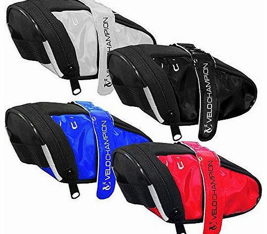 Slick Bike Seat Pack - Black