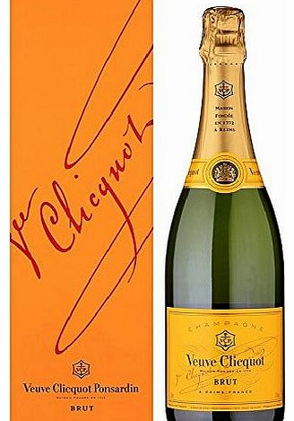 Champagne Yellow Label 75cl